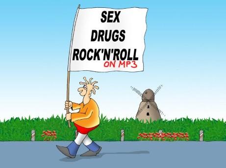 seks, sex, drugs, rock and roll, holandia, narkotyki, manifestacja