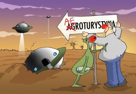 ufo, rolnik, polska, agroturystyka, pijaństwo, wódka