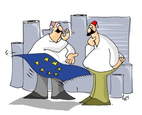 turcy, unia europejska, turcja, dywan latający, sprzedaż, handel