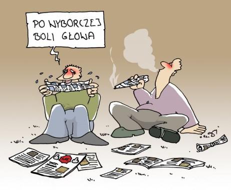 gazeta wyborcza, marihuana, palenie trawy, trawa, młodzież, używki, boląca głowa
