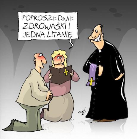 modlitwa, zamówienie, kościół, ksiądz